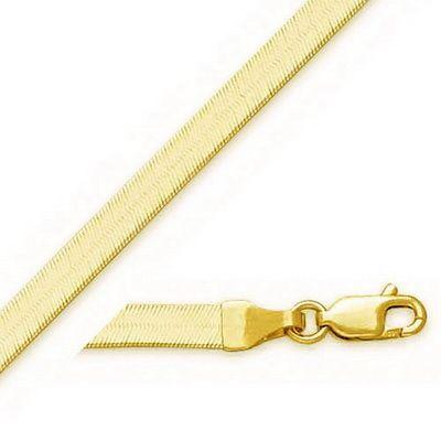 золотая цепочка 30 см